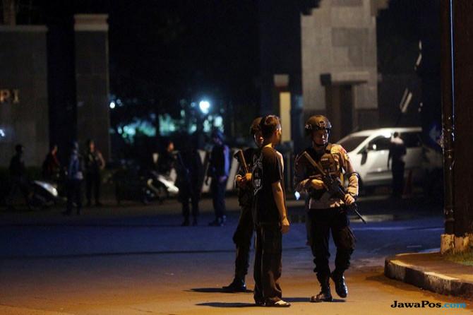 Kerusuhan di Mako Brimob Kelapa Dua Malam Ini Bukan yang Pertama