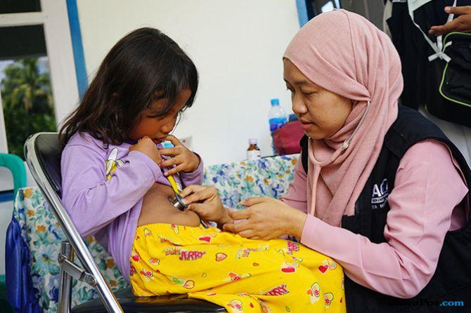 Kesetiaan Dokter Ayu Tangani Korban Gempa, Dari Lombok Lalu ke Sigi
