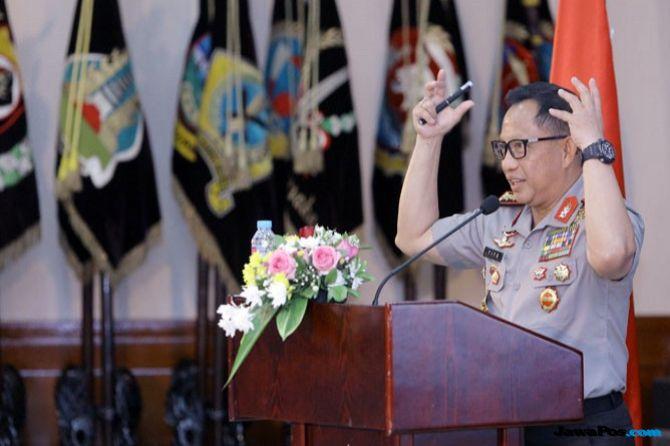 Ketegasan Kapolri Tito Usut Tuntas Jaringan Teroris Surabaya