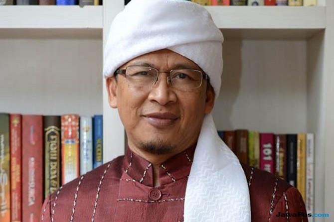 Ketua DPD Gerindra Jabar Temui Aa Gym