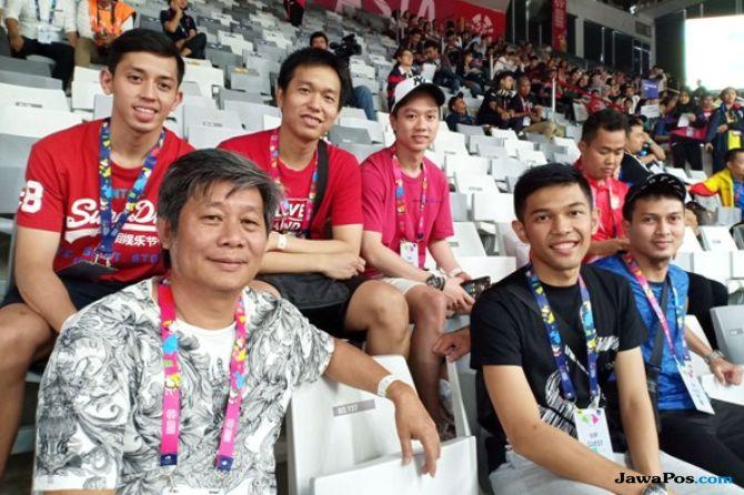 Asian Para Games 2018, INAPGOC, Kemenpora, Indonesia, bulu tangkis, Indonesia