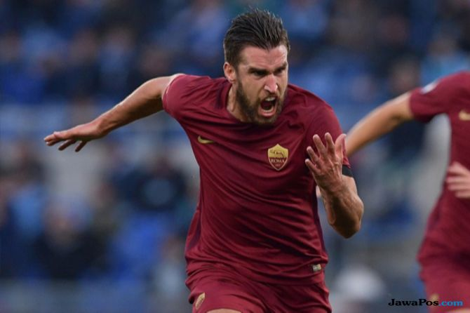 Bursa transfer, AS ROma, Kevin Strootman, Marseille