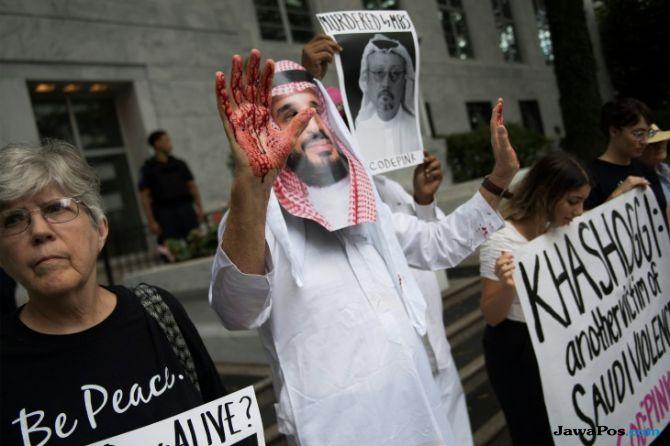 wartawan, khashoggi, arab saudi, wartawan dibunuh,