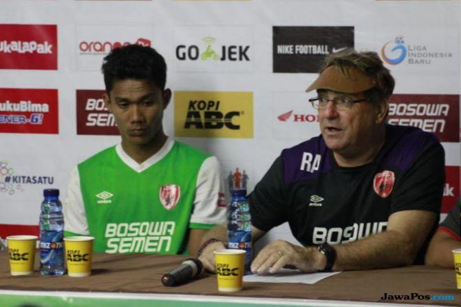 Hilmansyah, PSM Makassar, Liga 1 2018, Perseru Serui