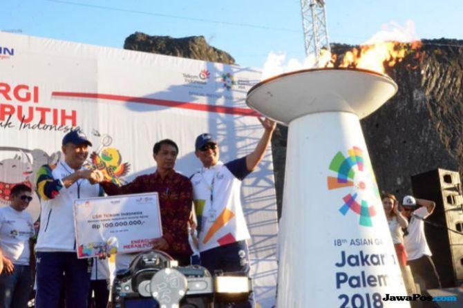 Kirab Obor Asian Games di Jakarta, Ini Persiapan dan Rutenya