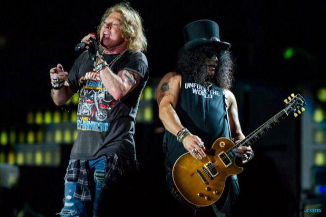 Kisah di Balik Guns N' Roses Bisa Tampil dengan Formasi Klasik