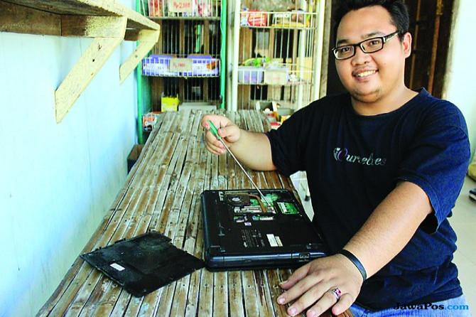 Kisah Eko Wahyu, Pemuda yang Insaf setelah Tiga Tahun Dibui (2)
