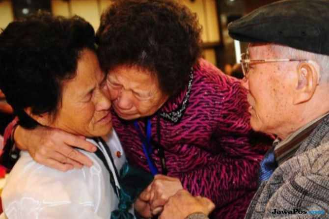 reuni keluarga korea