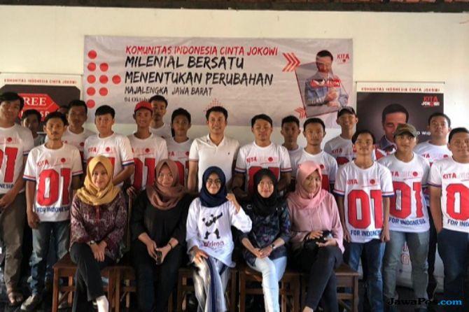 Komunitas Indonesia Cinta Jokowi