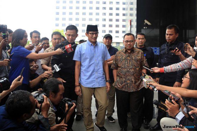 Klaim Kubu Prabowo-Sandiaga: Ingat Kemenangan SBY Pada 2004