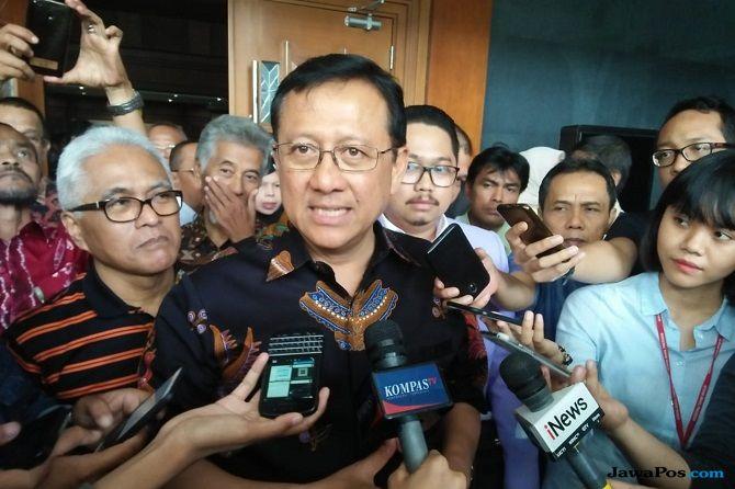 Klaim Kantongi 3 Bukti Baru, Mantan Ketua DPD Irman Gusman Ajukan PK