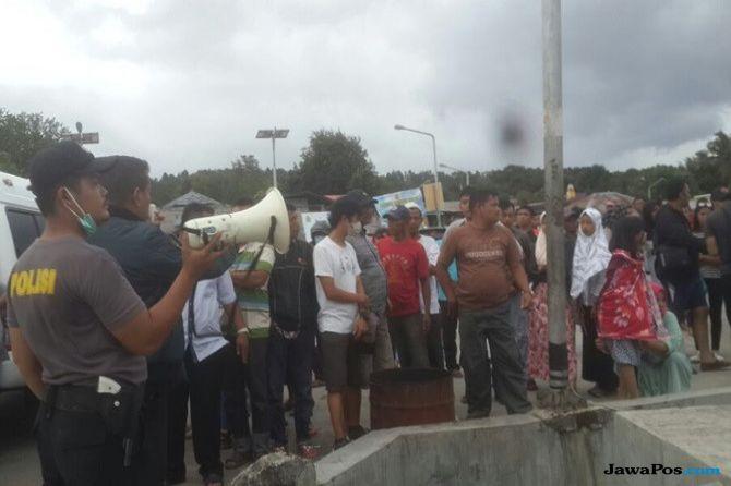 KM Sinar Bangun Karam di Danau Toba, 18 Orang Berhasil Diselamatkan
