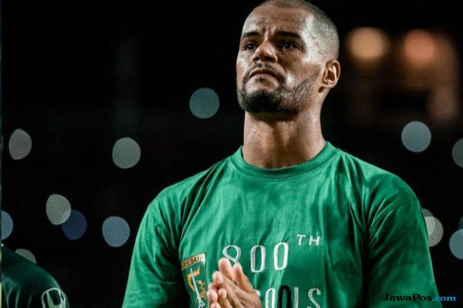 Liga 1 2018, Persebaya surabaya, david da silva
