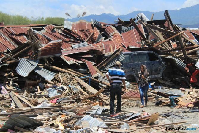 Korban Gempa Dikabarkan Meninggal Kelaparan, Ini Kata Pemerintah