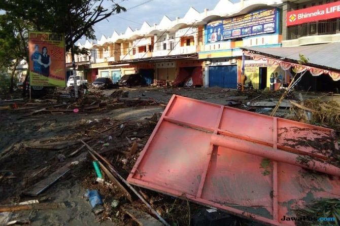 Korban Gempa Palu: Tolong Doakan Kami!