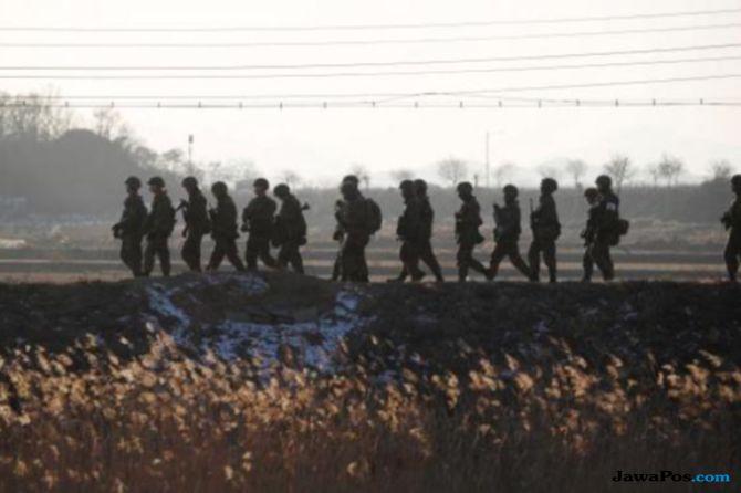 Korsel Desak Korut untuk Akhiri Perang Korea