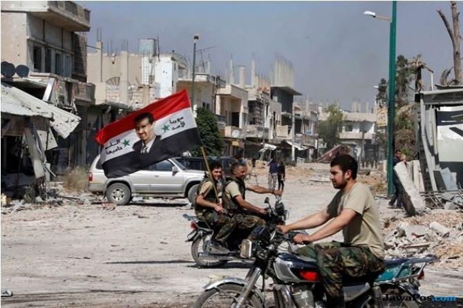 Kota Idblib Jadi Rebutan Rezim Assad dan Oposisi, Nasib Warganya Pedih