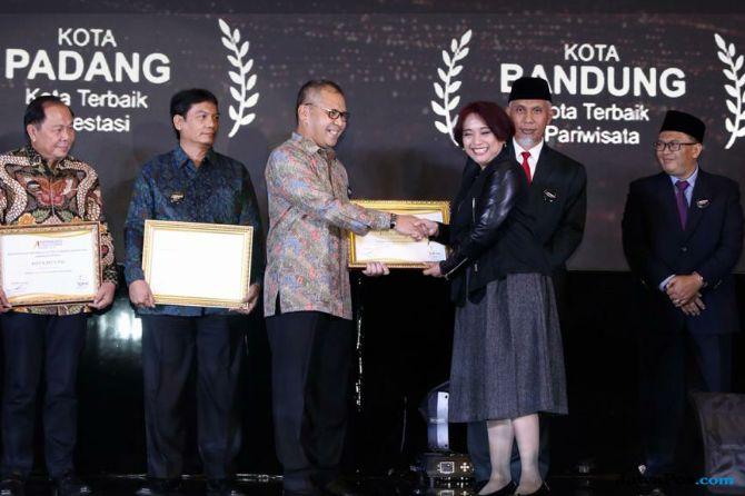 Kota Makassar Dapat Penghargaan IAA untuk Keempat Kalinya