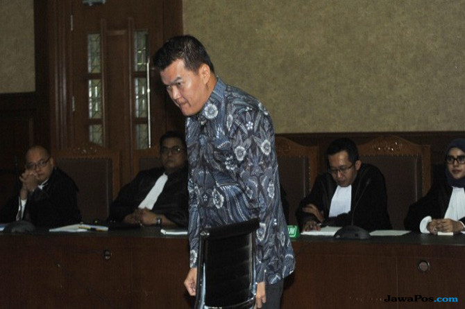 KPK Pertimbangkan Pengajuan JC Dari Andi Narogong