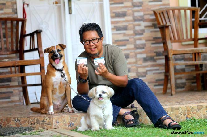 KTP Anjing, JAAN: Ini Program Pak Ahok, Bukan Anies