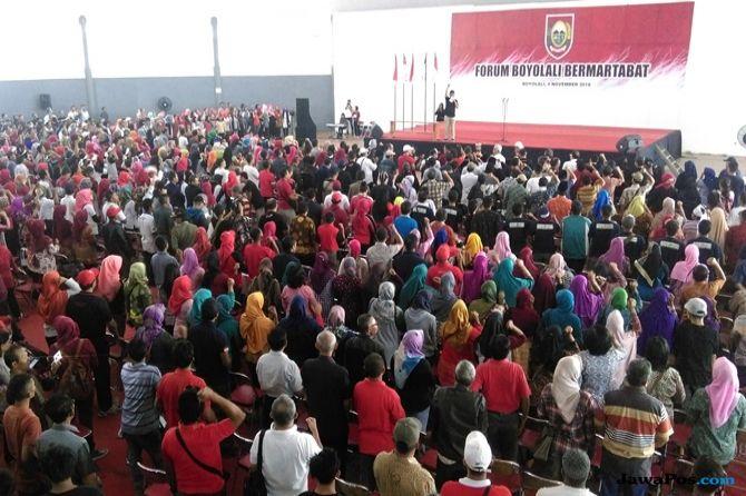 Kubu Prabowo Tolak Meminta Maaf Kepada Warga Boyolali