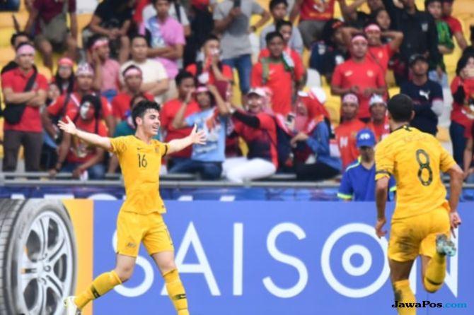 Piala Asia U-16 2018, Australia, Trevor Morgan, Timnas U-16 Indonesia, Suporter Indonesia
