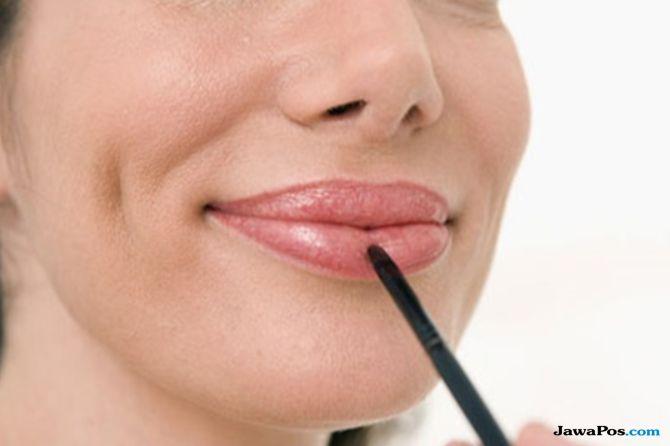 tips bibir seksi, warna lipstik, warna lipstik sesuai kulit,