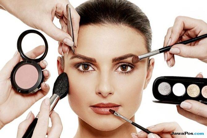 tren kecantikan, makeup 3 in 1, fakta makeup, bahaya makeup 3 in 1,