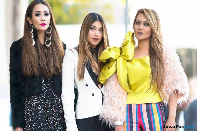 Lama Tak Terlihat, Sarah Azhari Hadiri LA Fashion Week 2018