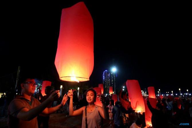 Lampion untuk Anak Penderita Kanker