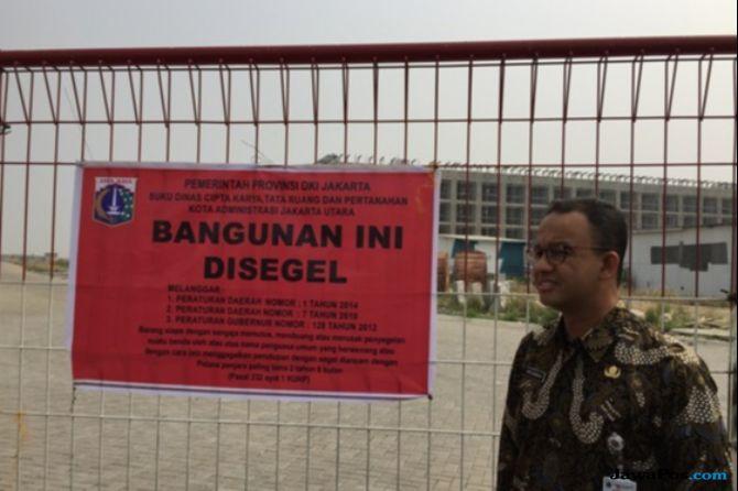 PJAA Langkah Anies untuk Reklamasi Teluk Jakarta | JawaPos.com - Selalu Ada yang Baru