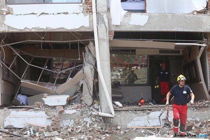 Lanjutkan Perkuliahan, Mahasiswa Korban Gempa Ditampung di 27 PTN