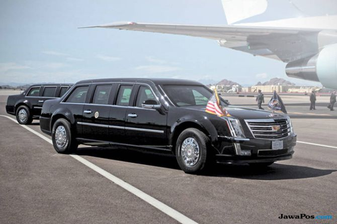 Lebih Intim Dengan Limousine Cadillac The Beast