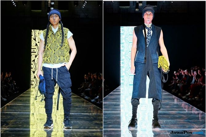 No'om No'mi, pimfw, tren busana pria, plaza indonesia men's fashion week,