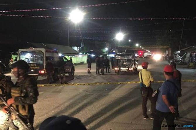 bom filipina, filipina ledakan bom, teroris filipina