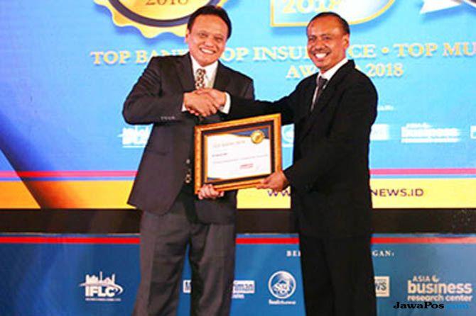 Lewat JakOne Mobile, Bank DKI Raih Top Bank Bidang Fintech Award