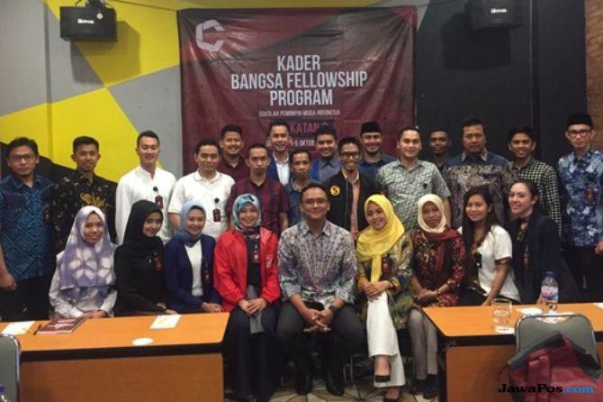 Libatkan Caleg Muda, Program Kader Bangsa Kembali Digelar
