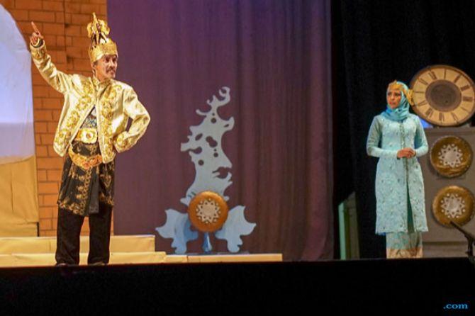 Libatkan Sandiaga Uno, Opera Mpu Tantular Tak Bicara Politik