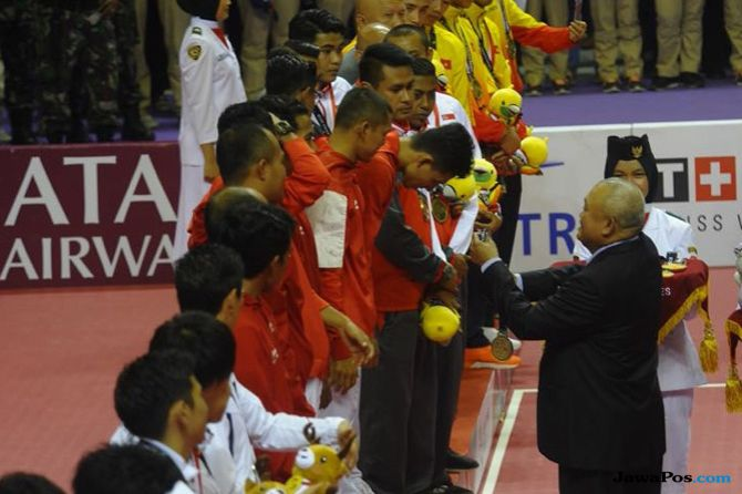 Asian Games 2018, Palembang, Alex Noerdin