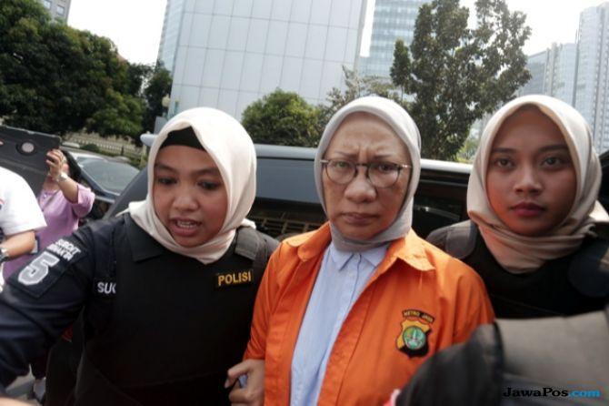 Lima Hari Ditahan, Ratna Sarumpaet Jalani Tes Kejiwaan