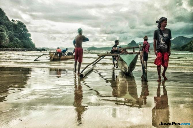 Nelayan Hilang