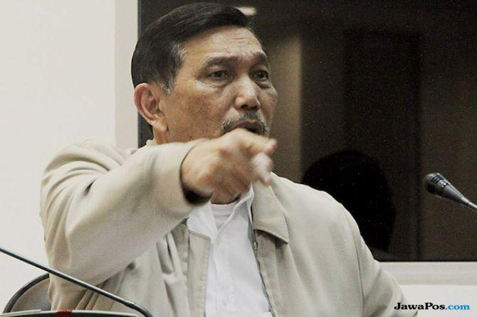 Luhut: Ketua MPR Jangan Bohongi Anak Muda dengan Manipulasi Data