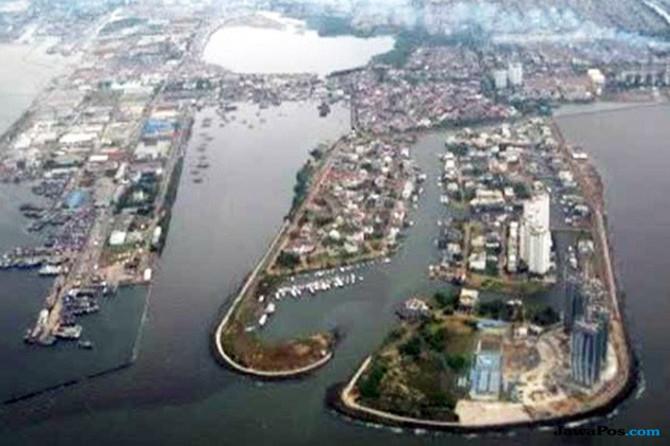 Luhut: Pendapatan Reklamasi Untuk Biayai Pembangunan Giant Sea Wall