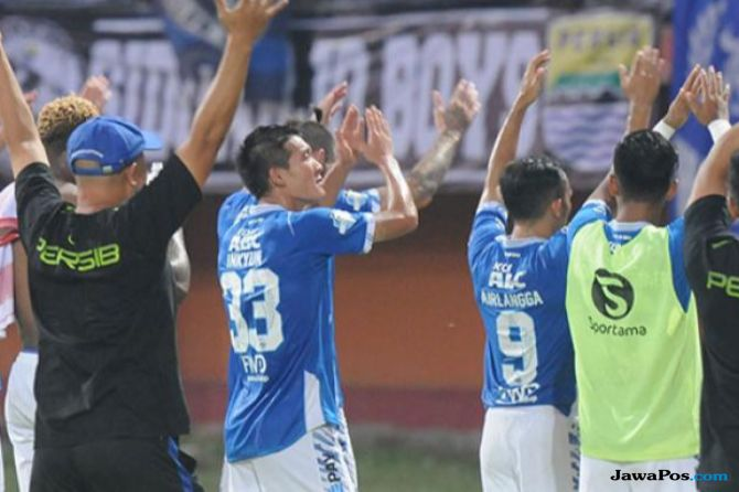 Liga 1 2018, Persib Bandung, Madura United