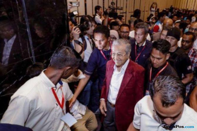 mahathir mohamad, politisi, malaysia,