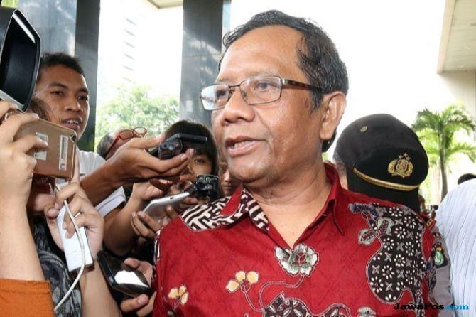 Mahfud MD Dinilai Penuhi Tiga Kriteria Cawapres Jokowi Berikut Ini