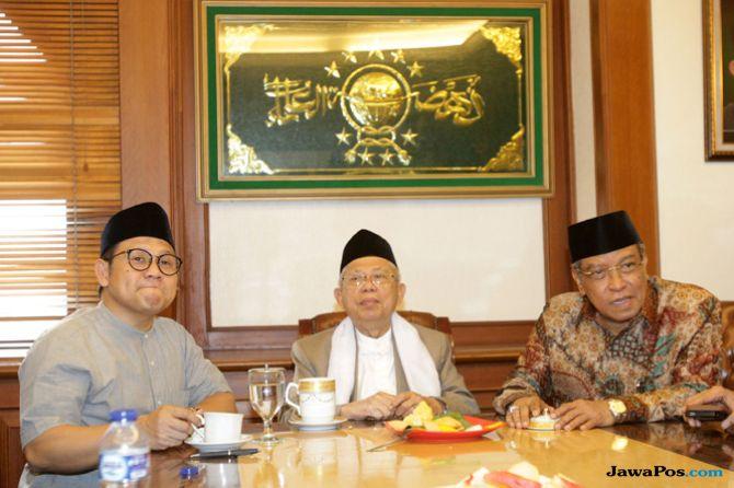 Mahfud MD Sebut Ma'ruf Amin Ancam Jokowi, Begini Pembelaan PPP