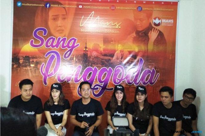 Maia Estianty akan Bintangi Web Series 'Sang Penggoda'