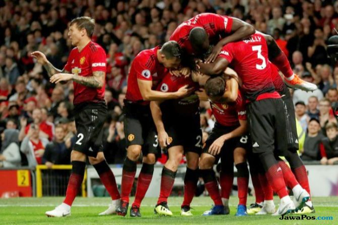 Premier league 2018-2019, Liga Inggris, Manchester United, Leicester City
