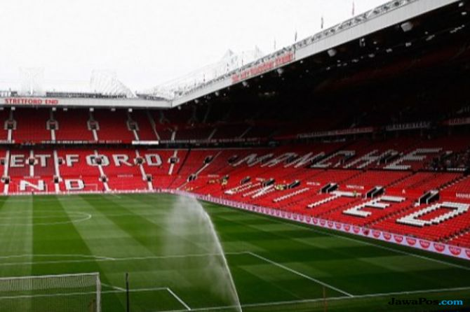 Manchesther United Undang 12 Anak Terjebak di Gua ke Old Trafford